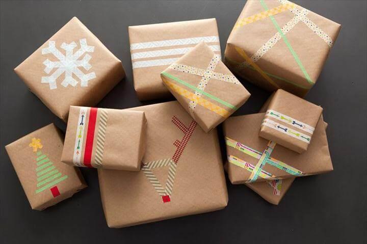 wasy gift ideas