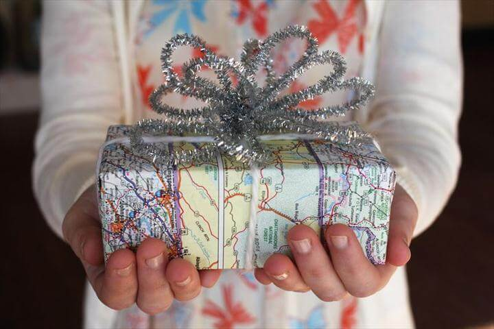 DIY wrapping paper ideas for gifts too beautiful to tear open