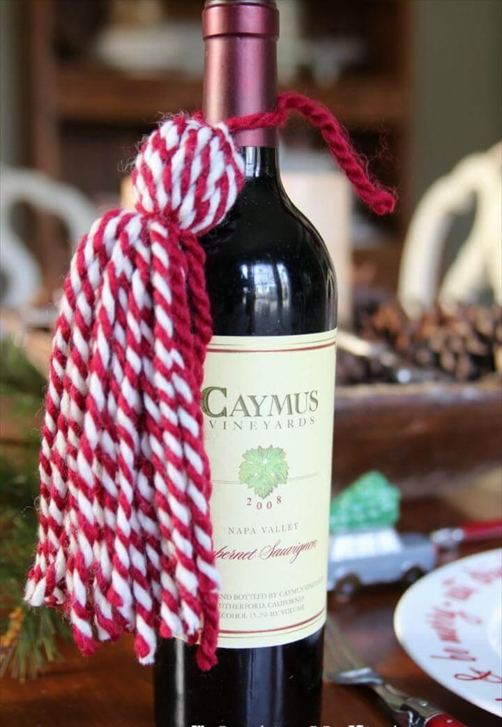 DIY Yarn Tassels and Creative Uses