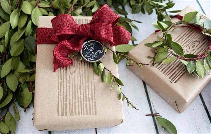 Deco Art Gift Wrap Ideas
