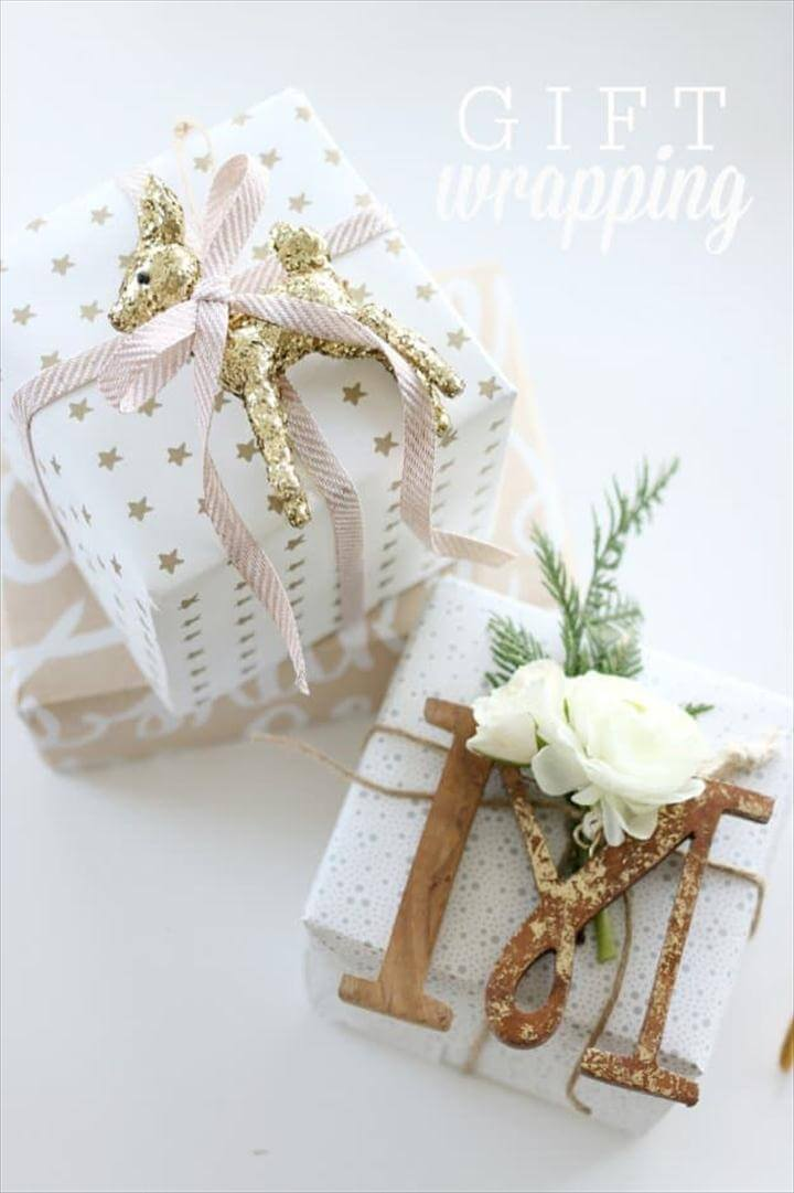 Christmas Ornament, DIY Gift Wrapping Ideas, Exciting Gift Wrapping Ideas this Holiday Season