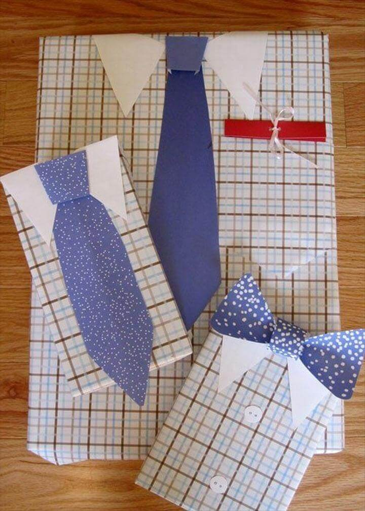 father day gift wrap
