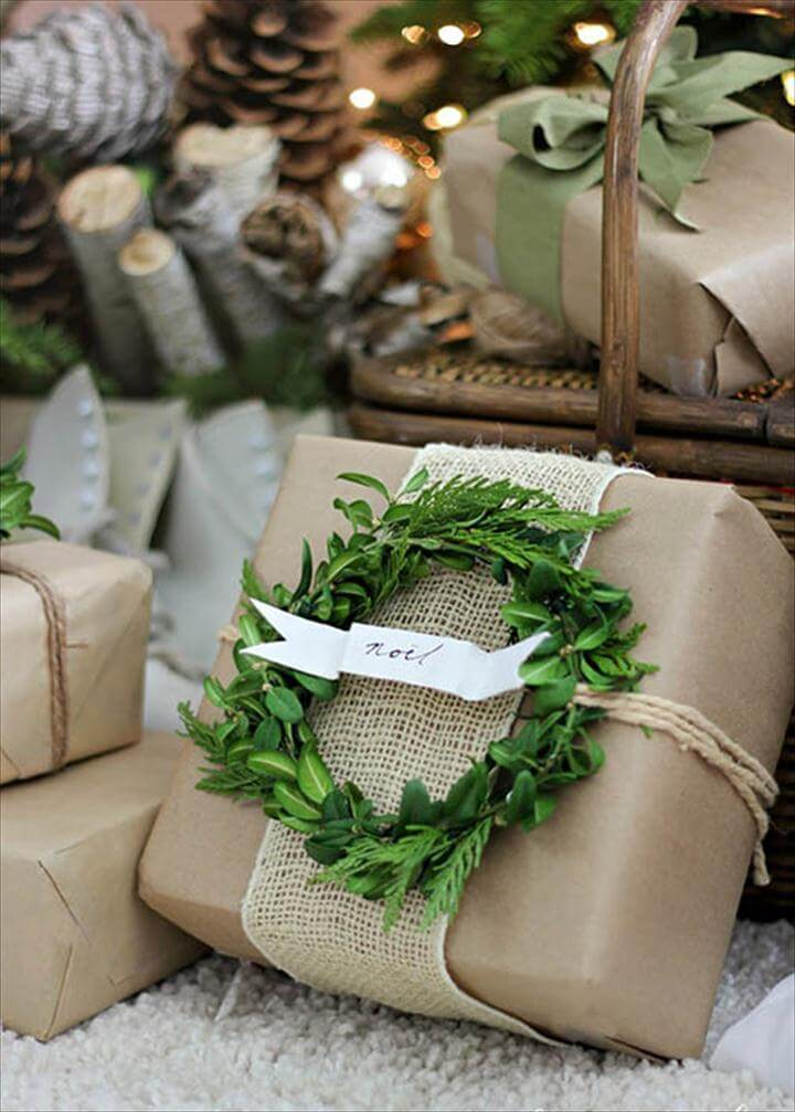 DIY Gift Wrapping Ideas We Love