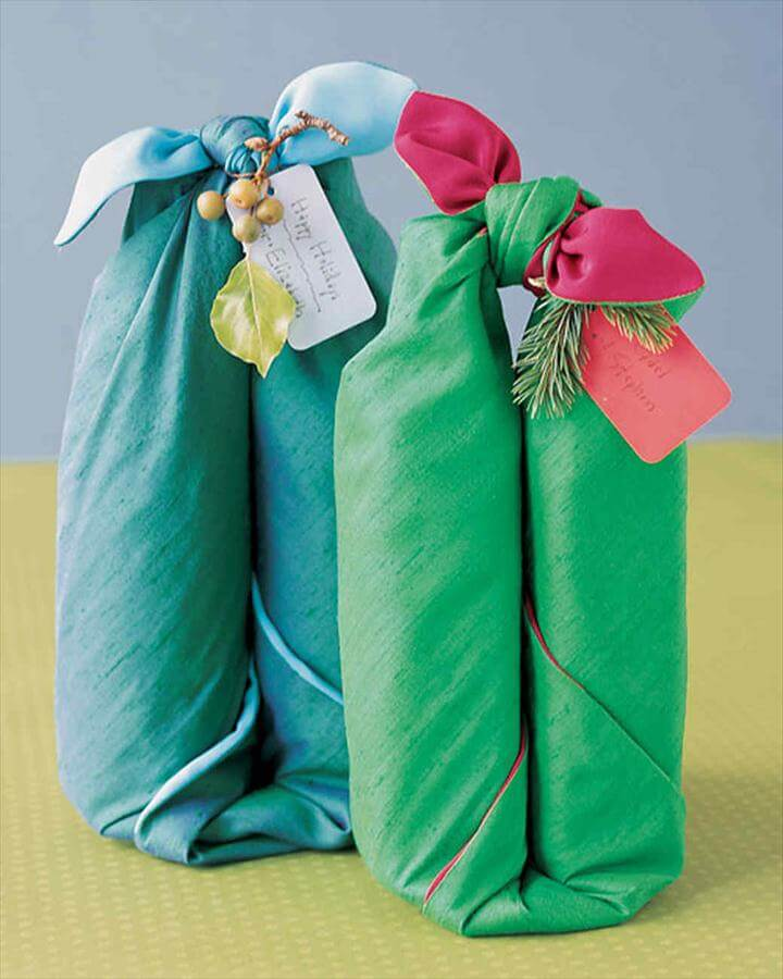Gift-Wrapping Ideas
