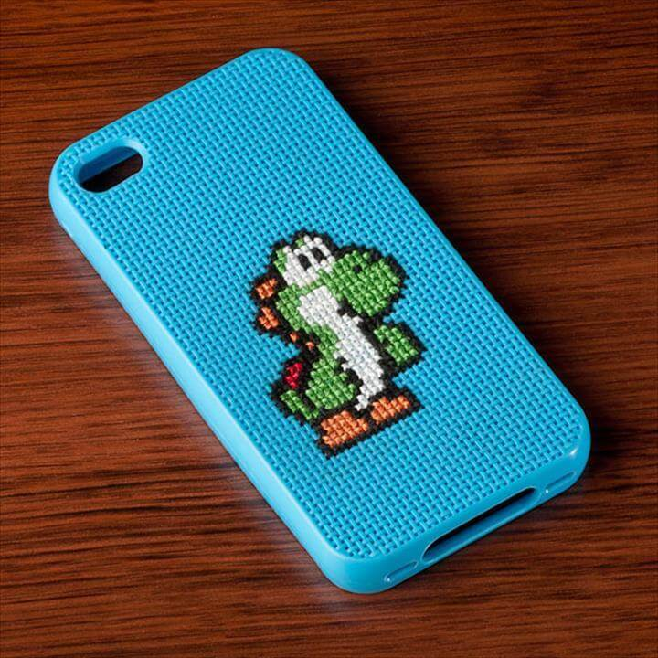 DIY case for iPhone