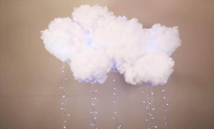 Instructions for Making A Cloud Light