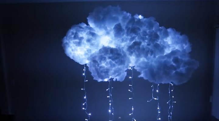 A DIY Cloud Light