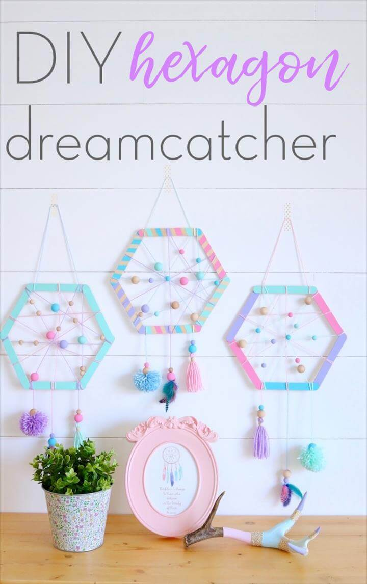 DIY Dreamcatcher Craft for Kids
