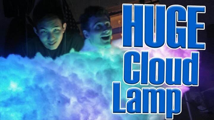 DIY Bluetooth Cloud Light