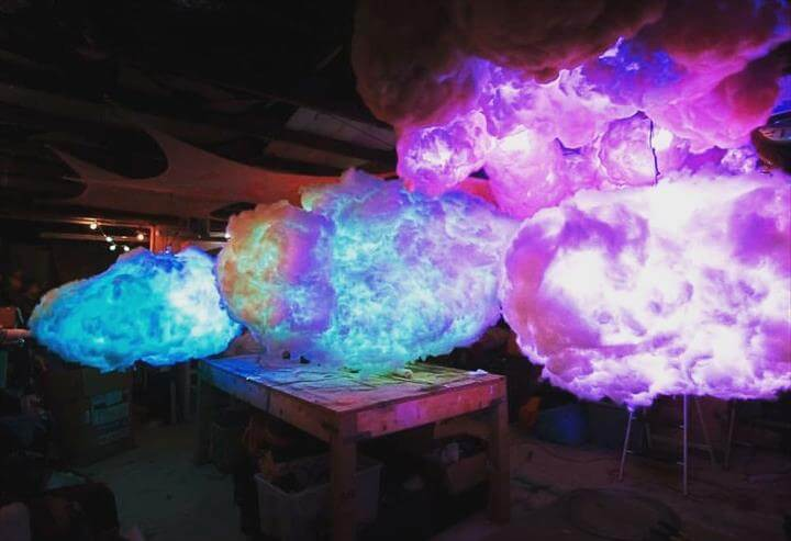 20 Diy Cloud Decorations With Lights Top Tutorials