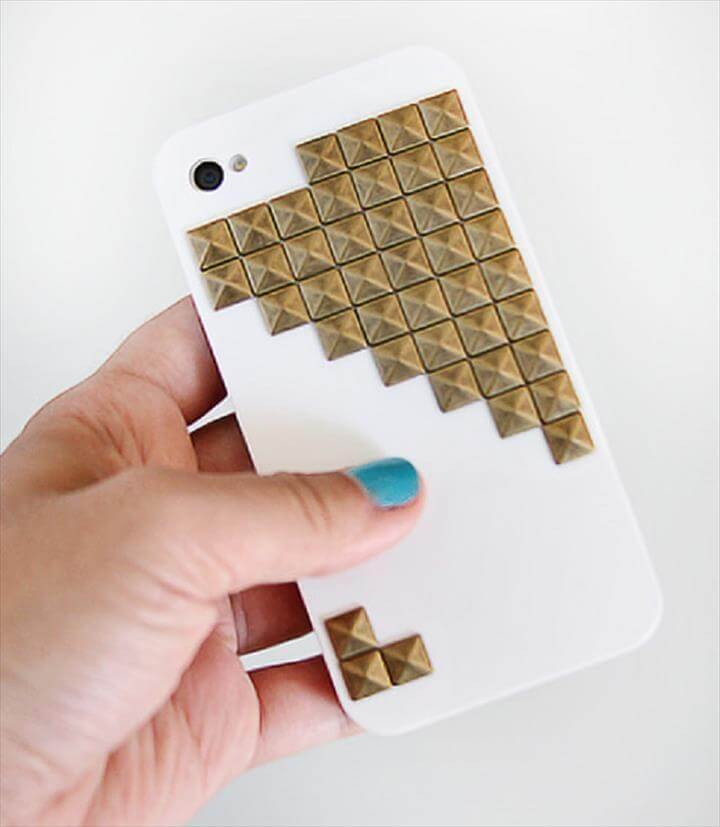 Studded Cover Case