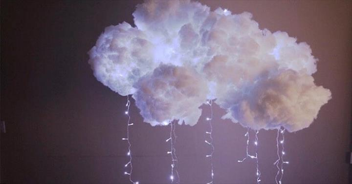 DIY Cloud Light Projects