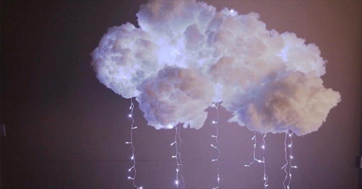 DIY Cloud Light Projects