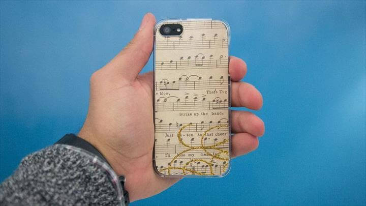 Cool DIY Smartphone Cases For iPhone