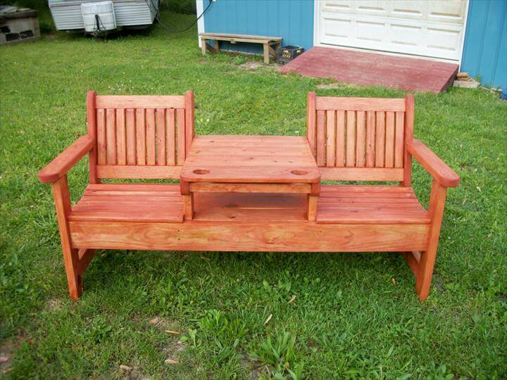 Amazing Outdoor Bench Ideas
