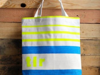 DIY Back to School Tote Bag