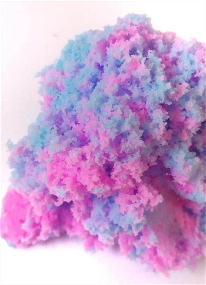 Cotton Candy Cloud Slime, Scented, Stress Relief, Therapy Tool, Gift Idea,