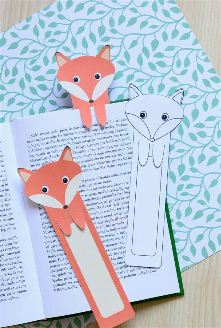 Paper Bookmarks Photo Details