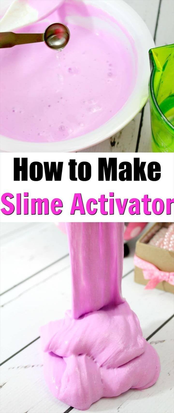 Slime Activator with Borax