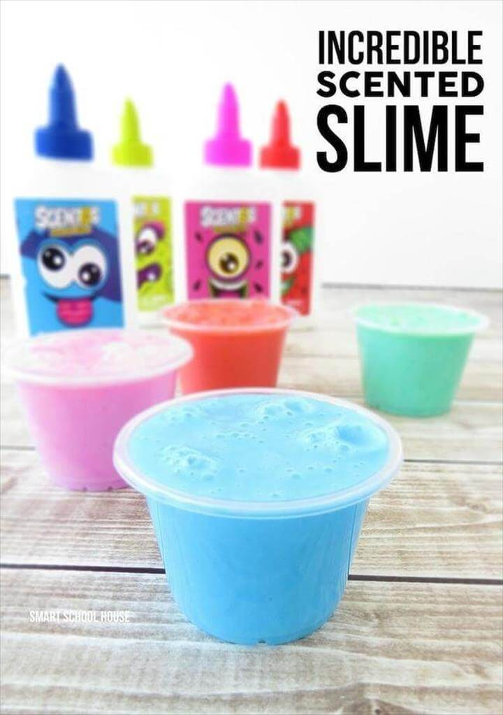 6 Recipes to Make Slime for Kids!