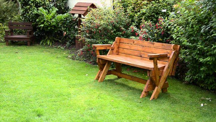 Diy Outdoor Bench Ideas And Designs