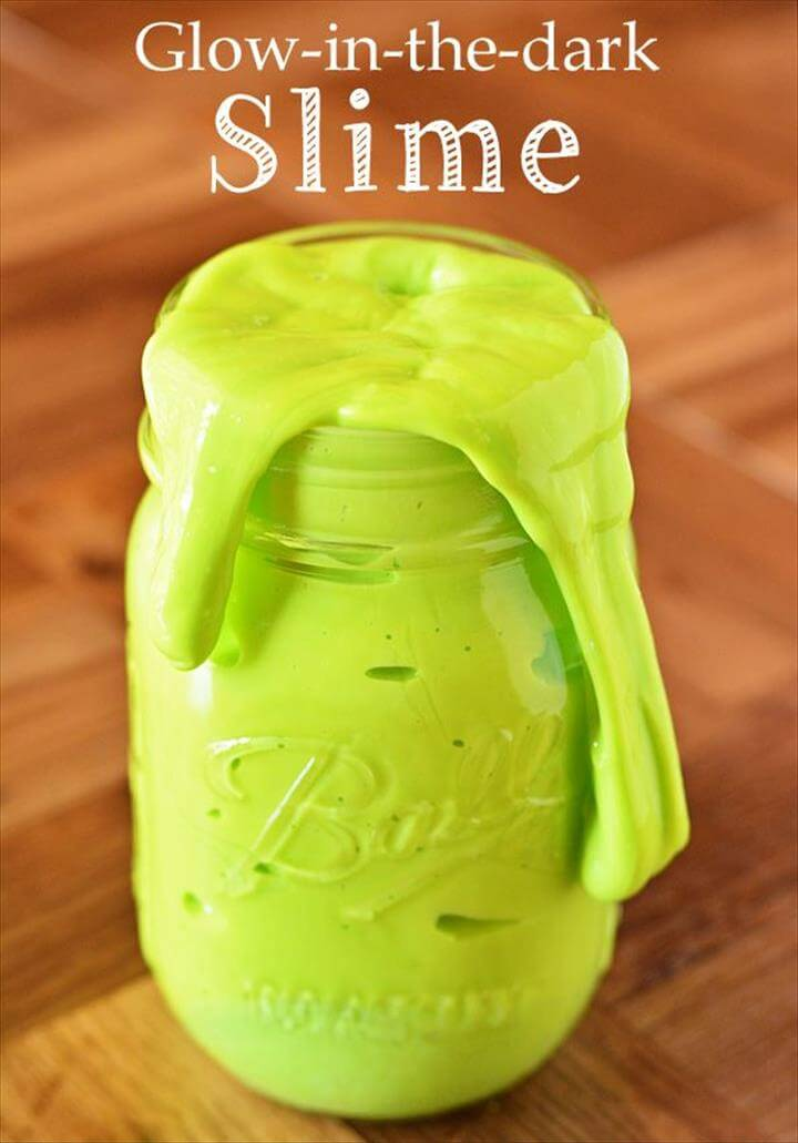 DIY Slime Ideas Your Kids Will Go Gaga Over