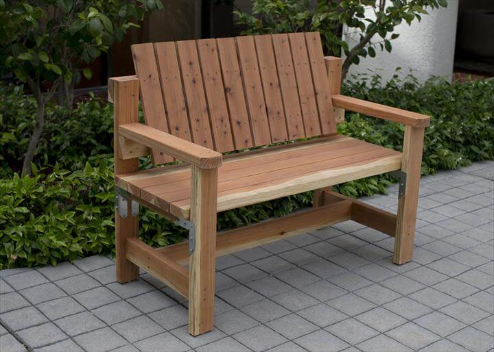 Diy Outdoor Bench Seat Ideas