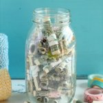 Mason jar birthday gifts ideas