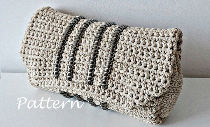 crochet pattern, diy purse, purse idea, crochet pattern