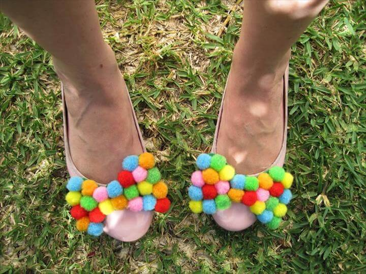 Your shoe clips are ready to be shown off!