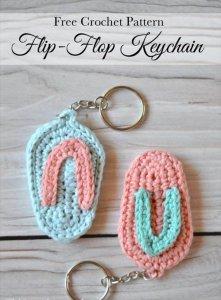 15 Crochet Summer Crafts – Free Pattern