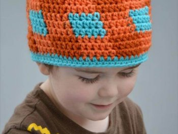 easy crochet cap