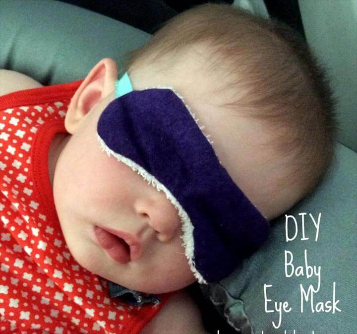 baby eye mask for sleeping