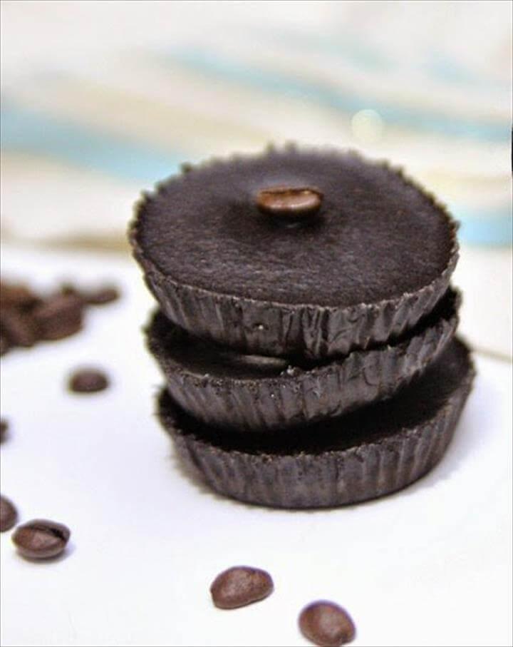 D.I.Y COCONUT COFFEE SKIN SCRUB BARS