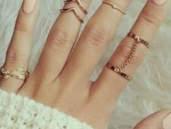 DIY easy rings