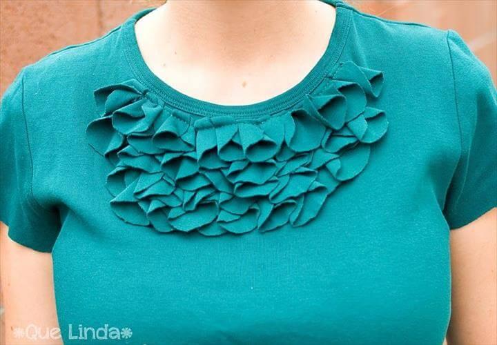 T-Shirt Embellishment