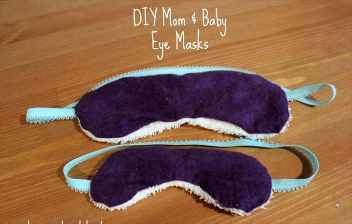 DIY Eye Mask