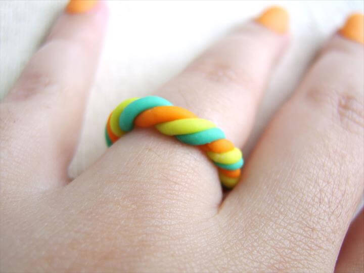 DIY Rings that Any Girl Should Try
