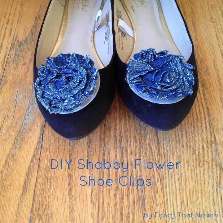 DIY Shoe Clips w/Sunshine Shoppe Supply