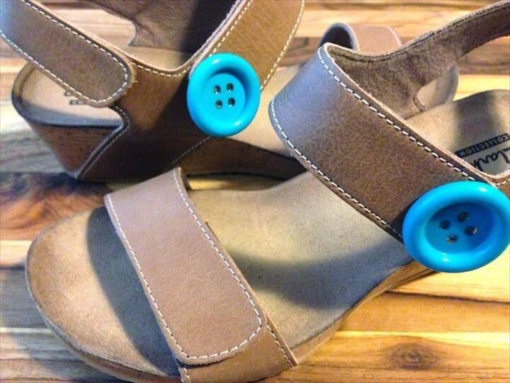 DIY: Shoe Clips Tutorial