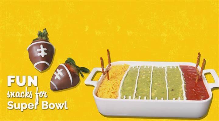Superbowl Snack Recipes