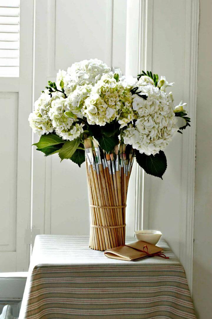 Flower for home, home decor, how to decor, house decor, diy decor, diy crafts
