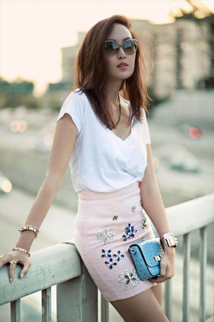 DIY Embellished Outfit Ideas