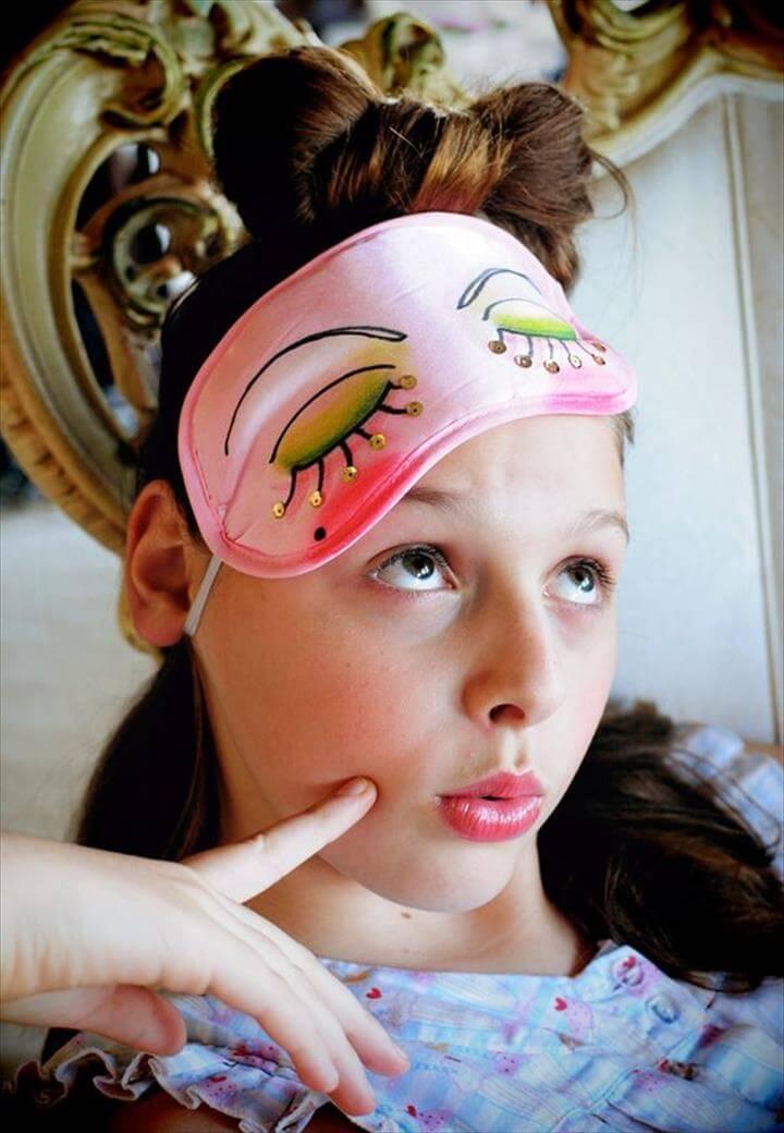 fun eye mask