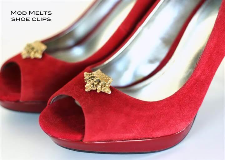 Mod Melts Shoe Clips