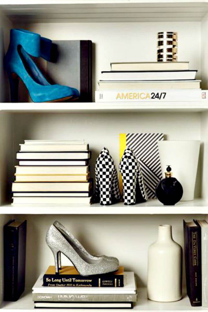 decor bookshelf, room decor bookshelf, home decor bookshelf, diy bookshelf
