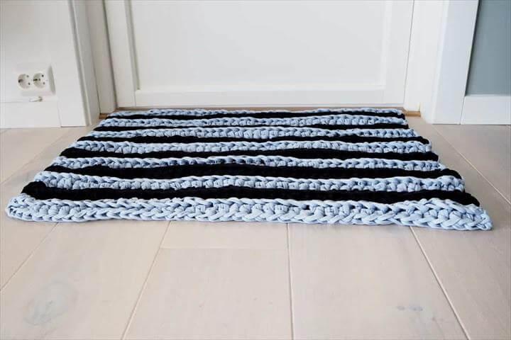 Citus Doormat Crochet Pattern