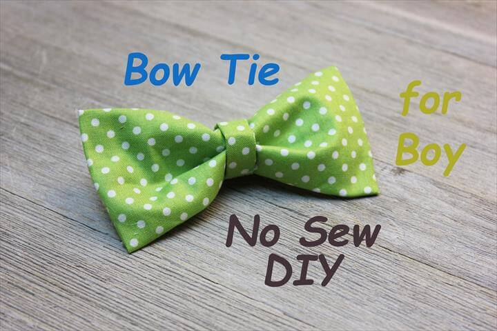 diy bow, bow tutorial, no sew projects