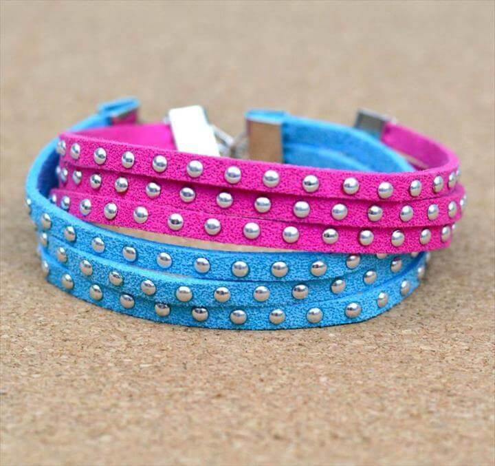 magic braid diy bracelets
