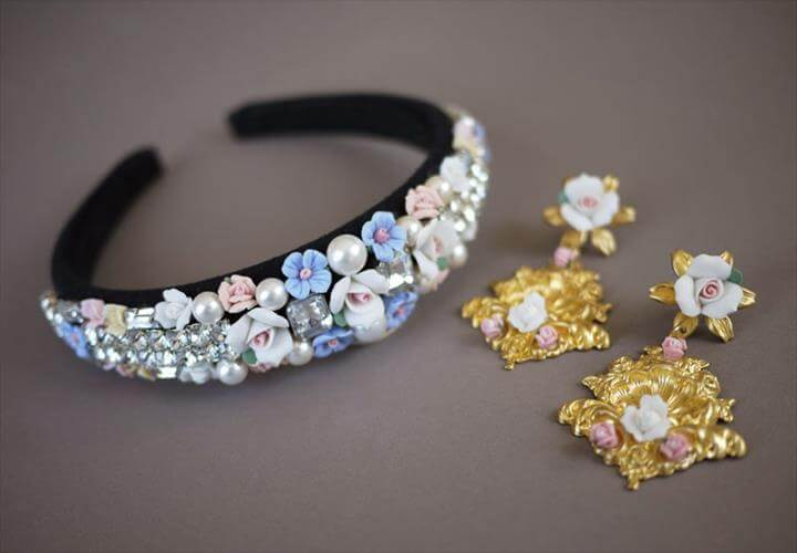 hair accessories, diy headband